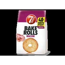 Bake Rolls Bacon 112 g.