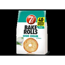 Bake Rolls Sour Cream &...