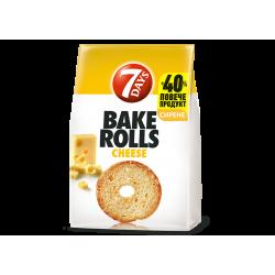 Bake Rolls Cheese 112 g.