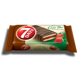 7 Days Cake bar Strawberry...